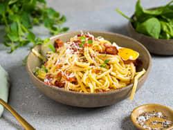 Klassisk pasta carbonara