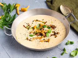 Kremet soppsuppe