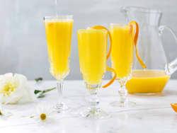 Alkoholfri mimosa