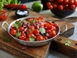 Hjemmelaget salsa fresca