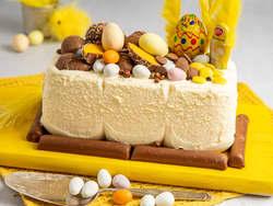 Enkel iskake til påske