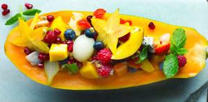 Eksotisk frukt