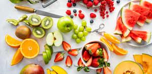 Frukt og grønt