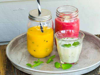 Friske smoothies