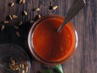 Rask tomatsuppe