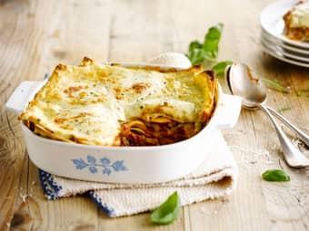 Melkefri lasagne
