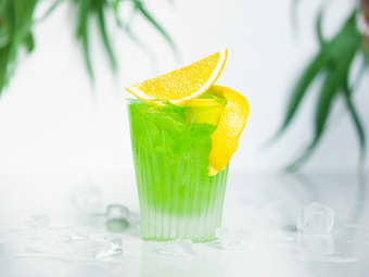 What  the Fanta mocktail