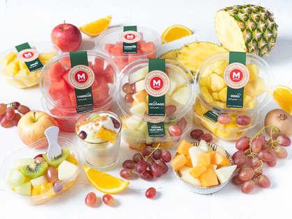 100% frukt – smågodt i farta