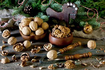 Valnøtter – slik bruker du dem i julen
