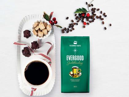 Julekaffe fra Evergood