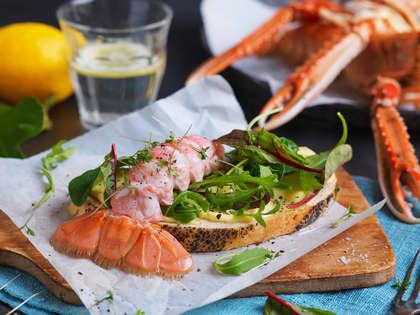 Løft smakene fra havet med godt tilbehør