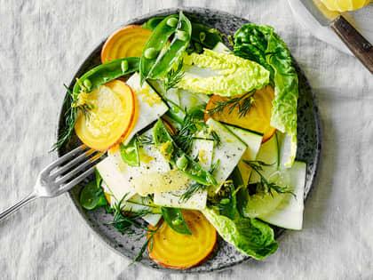 Sitrussalat med beter