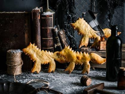 Ulvebrød fra Game of Thrones