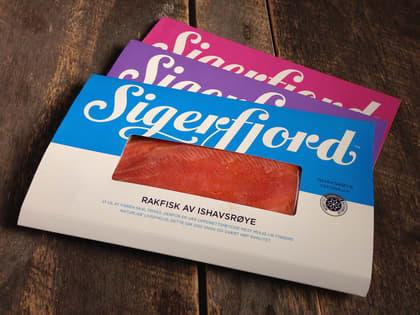 Sigerfjord fisk - Sortland