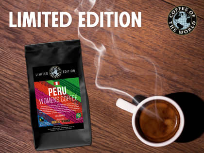 Coffee of the world: Limited Edition
