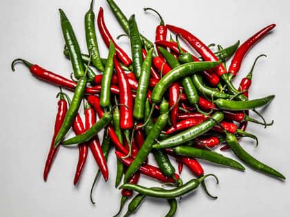 Hvilken chili er den sterkeste?