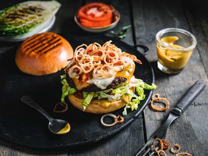 Lag verdens beste burger
