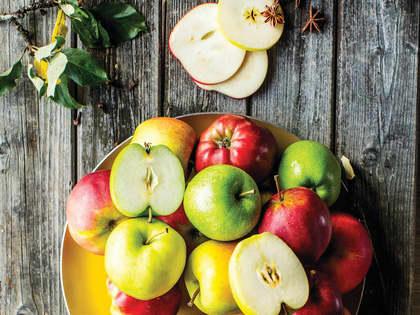 Feire epledagen med norske epler