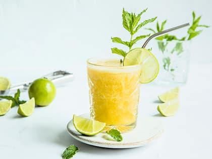 Alkoholfri mango daiquiri