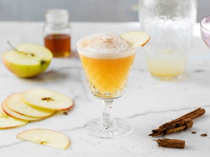 Virgin appletini