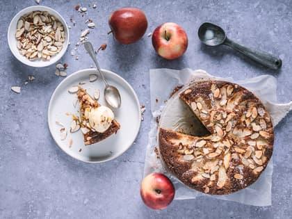 Verdens beste eplekake