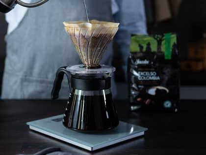 Slik lager du håndbrygget kaffe