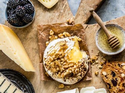 Tilbehør til ostefatet