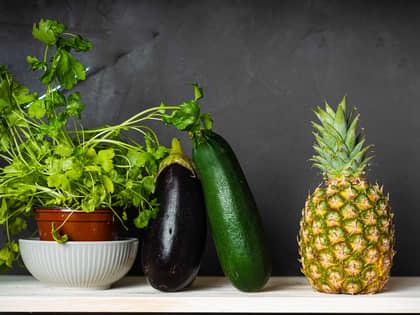 Riktig oppbevaring av frukt og grønt