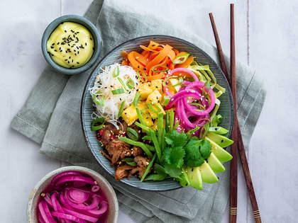 Vegetar bowl