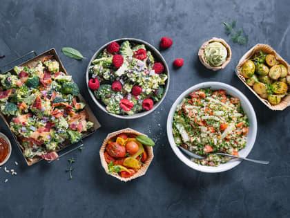 Salater som passer til grillmat