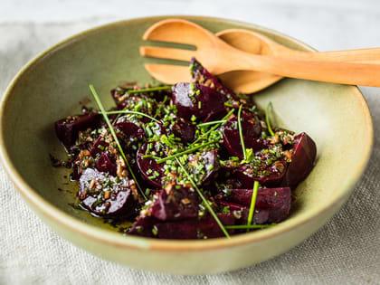 Rødbetsalat med balsamico