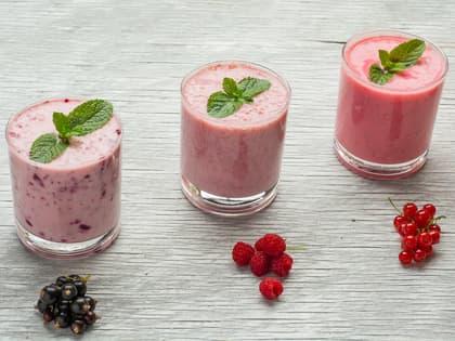 Forslag til sunne mellommåltider