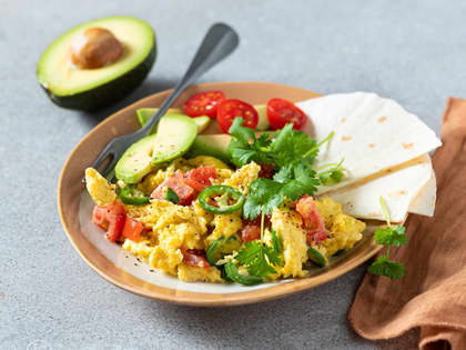 Meksikansk eggerøre
