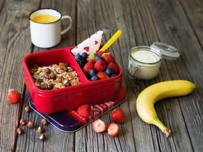 Matpakkene barna kan lage selv