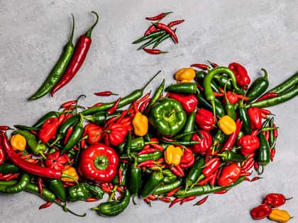 5 ting du kanskje ikke visste om chili