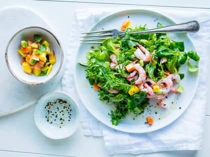 De beste salatene
