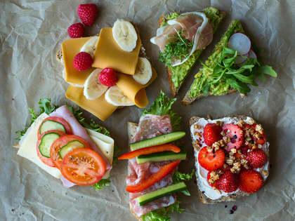 Slik gjør du matpakkene litt sunnere og grønnere