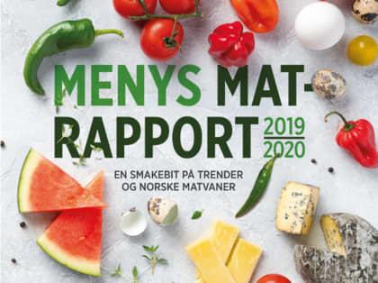 Matrapport om trender og matvaner