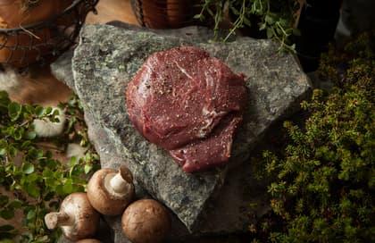 Mørbrad av rein er et mørt stykke med en fyldig smak.