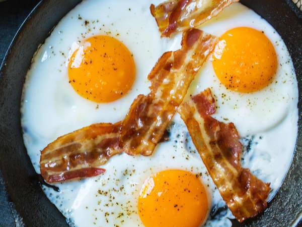 Lag noe godt med egg