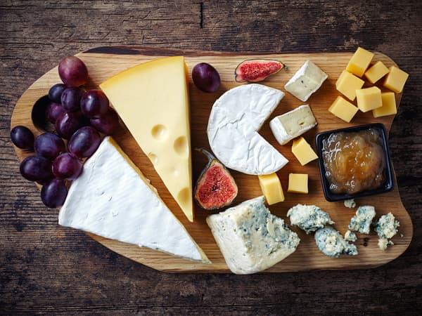 Mer inspirasjon til ostefatet