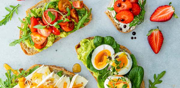 Litt sunnere frokost