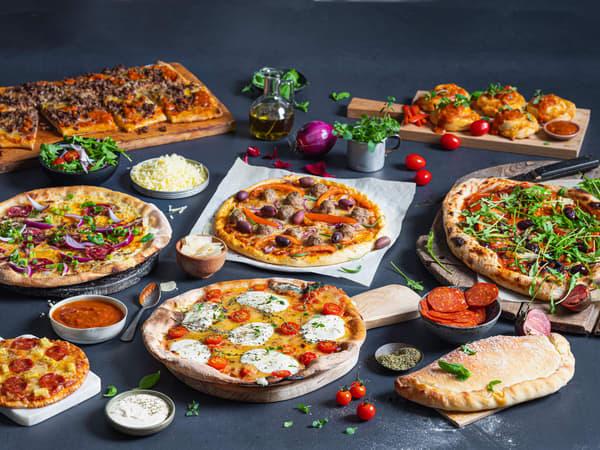 Alt til pizza