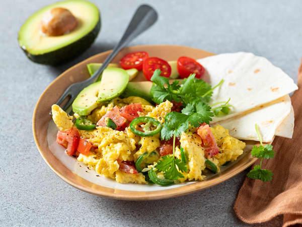 Litt sunnere lunsj