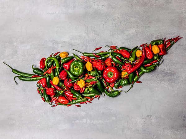 Paprika & Chili