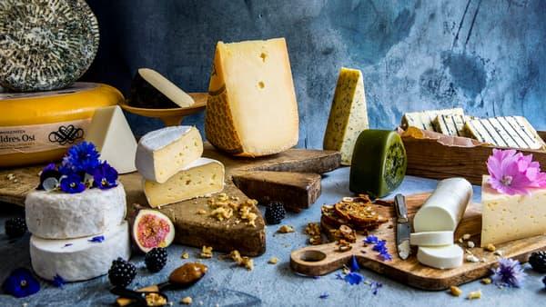 Norske oster
