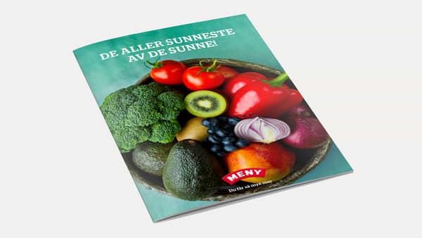De aller sunneste grønnsakene 2014
