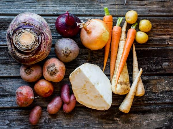 Høstens beste grønnsaker