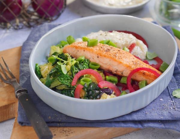 Litt sunnere middag