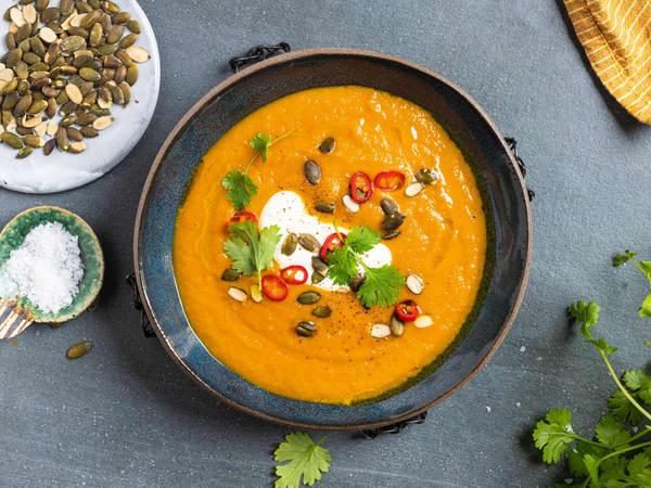Varmende suppe